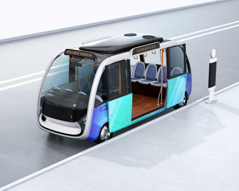 XenomatiX_Autonomous driving_Lidar_Application
