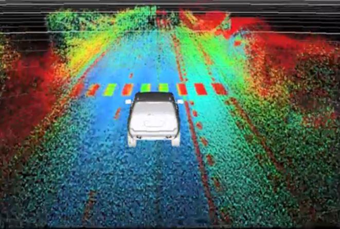 XenomatiX_Road_Marking_Detection_Lidar_Application
